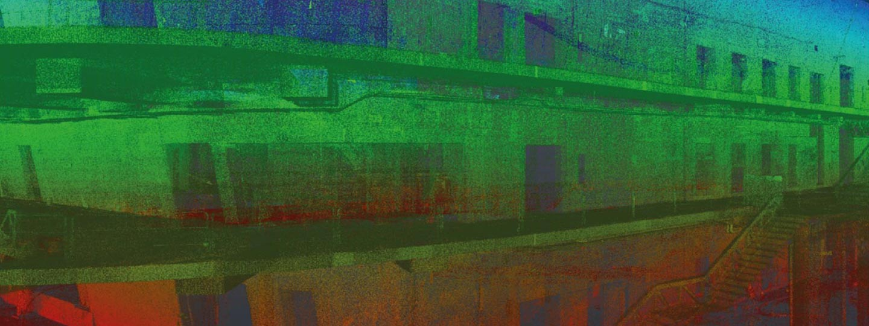analyses géométriques d'un bâtiment